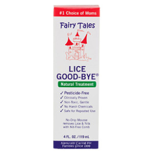 Lice Good bye Fairy Tales
